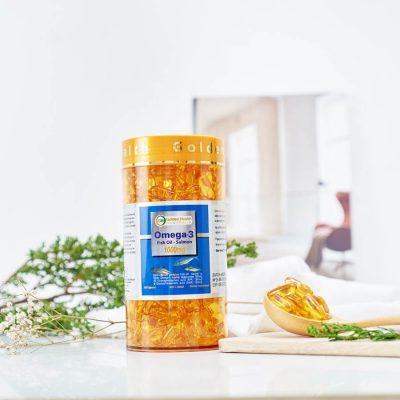 Avatar Viên uống dầu cá hồi Omega 3 Golden Health 3