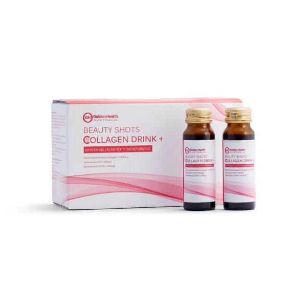 Avatar Collagen nước trắng da Golden Health 3