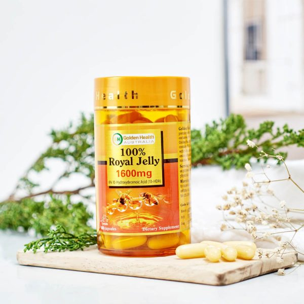 Avatar Viên uống sữa ong chúa Golden Health 3