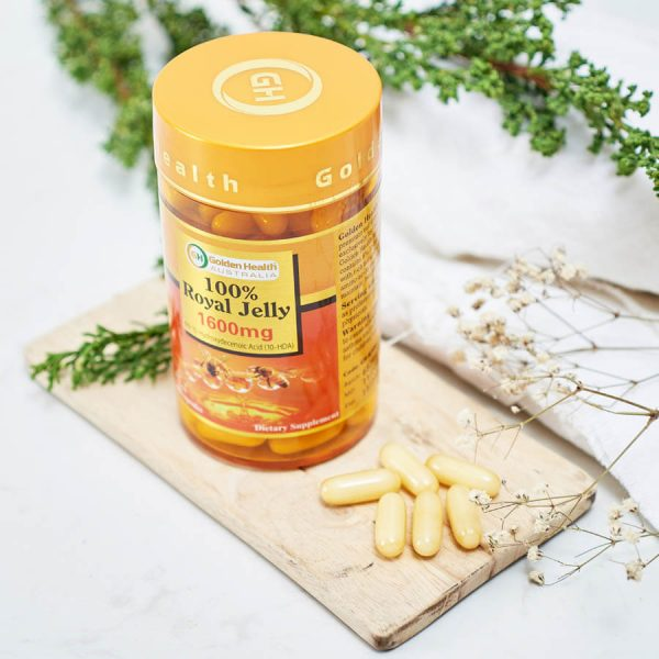 Avatar Viên uống sữa ong chúa Golden Health 4
