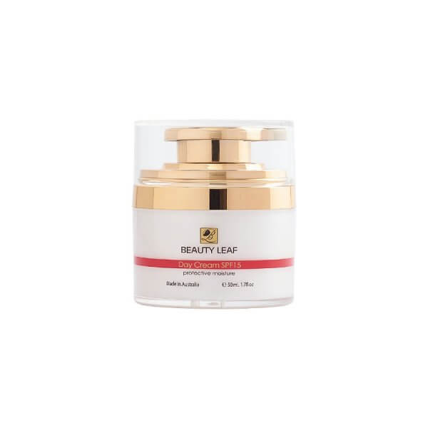 Kem dưỡng trắng bảo vệ da ban ngày Beauty Leaf 1