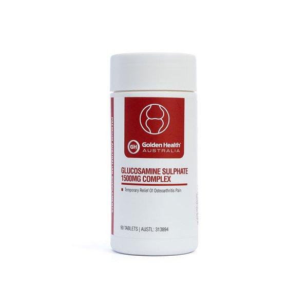 Viên uống Glucosamine Sulphate 1