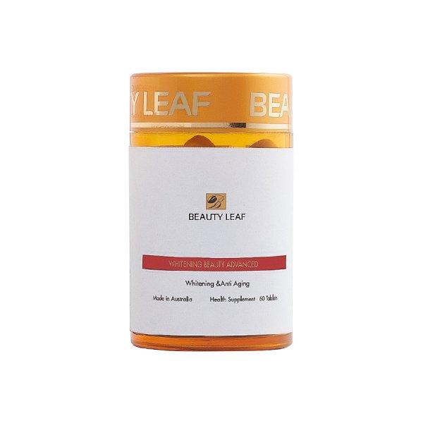 Viên uống trắng da chống nắng Beauty Leaf 1